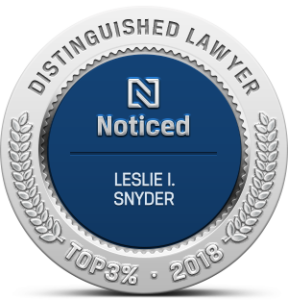 Distinguished Lawyer