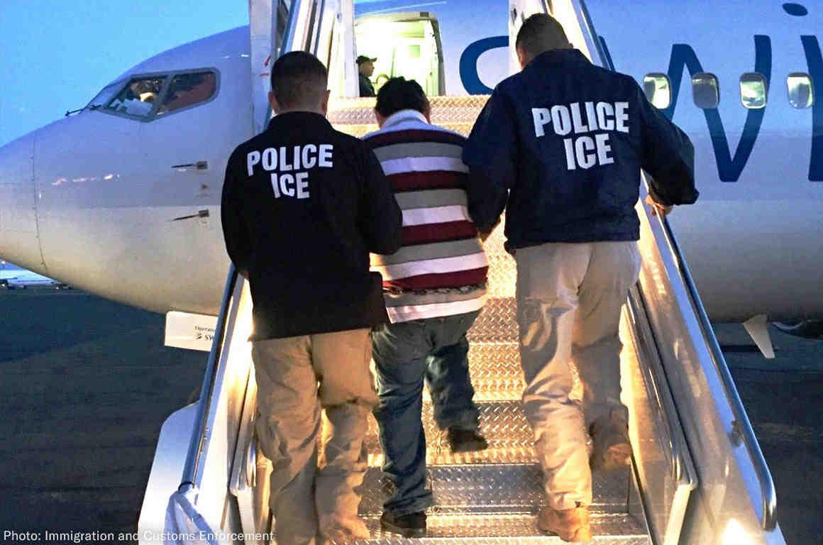 ICE- Deportation